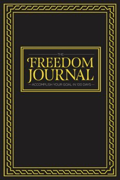 The Freedom Journal, John Lee Dumas