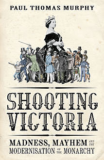 Shooting Victoria, Paul Murphy