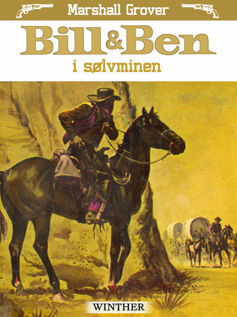 Bill og Ben i sølvminen, Marshall Grover