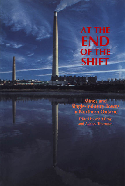At the End of the Shift, Ashley Thomson, Matt Bray