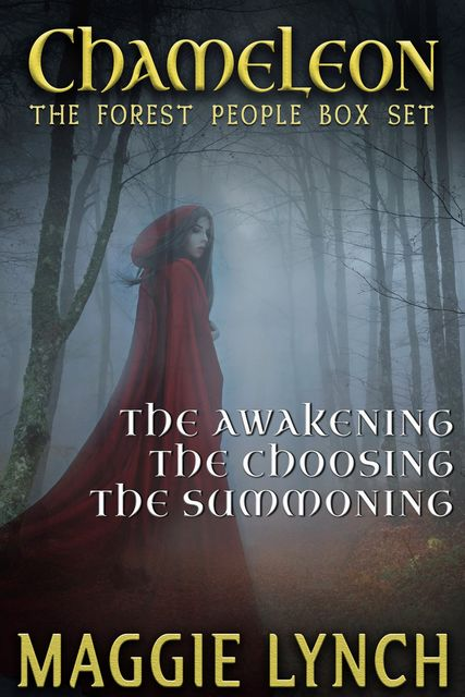 The Forest People Trilogy, Maggie Lynch