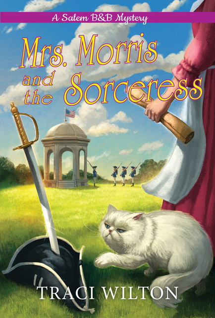 Mrs. Morris and the Sorceress, Traci Wilton