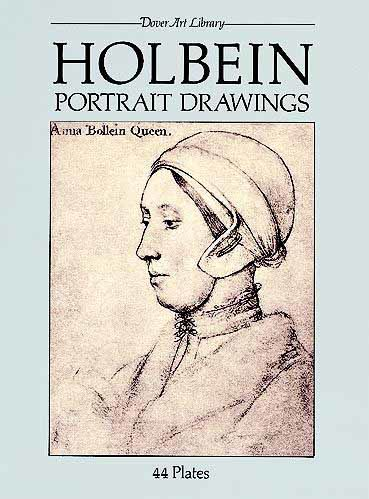 Holbein Portrait Drawings, Hans Holbein