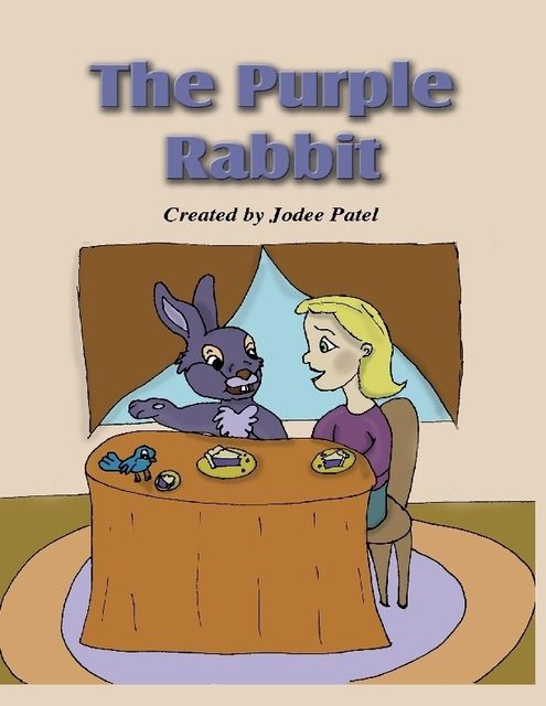 The Purple Rabbit Digital Edition, Jodee Patel