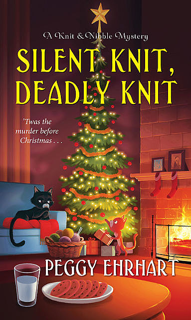 Silent Knit, Deadly Knit, Peggy Ehrhart