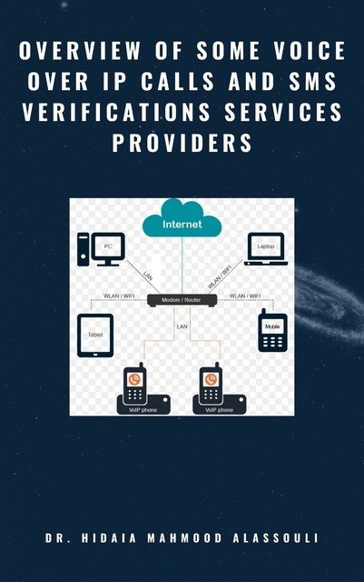 Overview of Some Voice Over IP Calls and SMS Verifications Services Providers, Hedaya Mahmood Alasooly