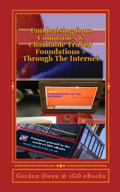 Fundraising-from-Companies-&-Charitable-Trusts/Foundations +Through-The-Internet, Gordon Owen