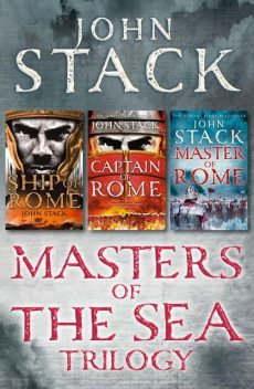 Masters of the Sea Trilogy, John Stack