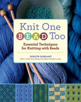 Knit One, Bead Too, Judith Durant