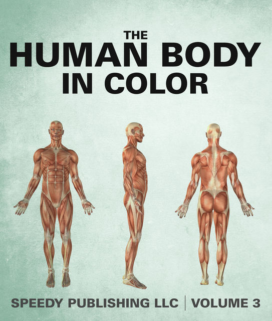 The Human Body In Color Volume 3, Speedy Publishing