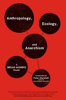 Anthropology, Ecology, and Anarchism, Brian Morris
