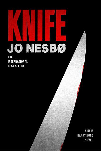 Knife, Jo Nesbø