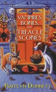 Vampires, Bones and Treacle Scones, Kaitlyn Dunnett