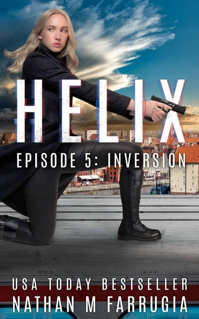 Helix: Episode 5 (Inversion), Nathan Farrugia