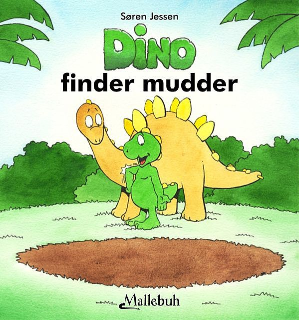 Dino finder mudder, Søren Jessen