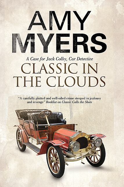 Classic in the Clouds, Amy Myers
