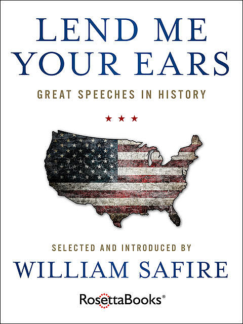 Lend Me Your Ears, William Safire
