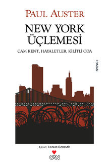 New York Üçlemesi, Paul Auster