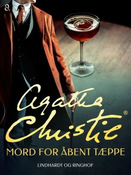 Mord for åbent tæppe, Agatha Christie