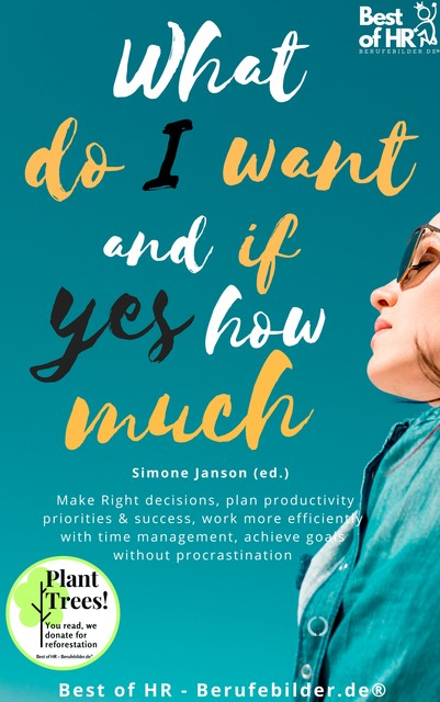 What do I Want & if so How Much, Simone Janson