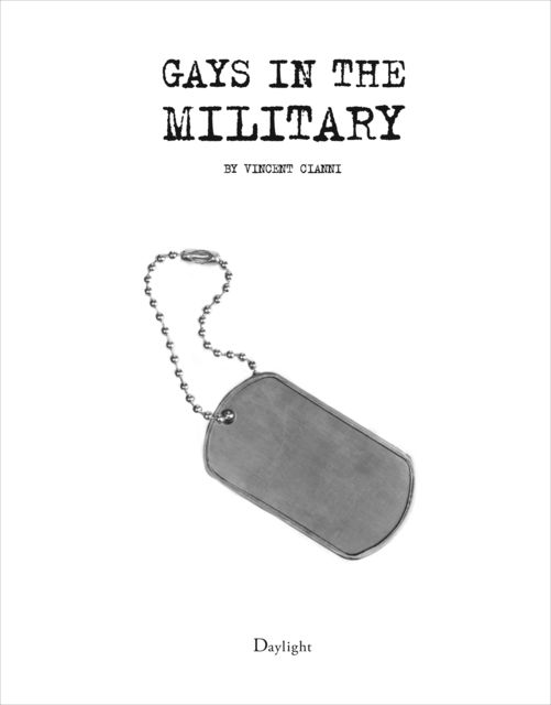 Gays In The Military, Vincent Cianni
