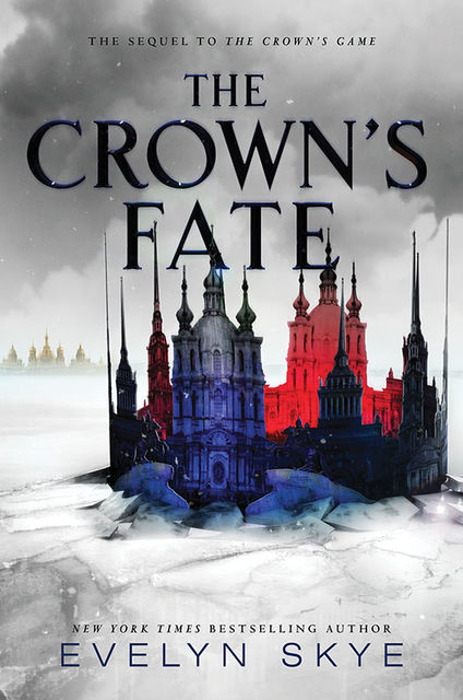 The Crown's Fate, Evelyn Skye