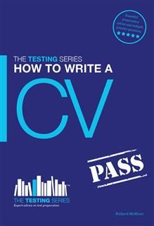 How To Write A CV, Richard McMunn