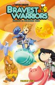Bravest Warriors Vol. 4, Jason Johnson, Tessa Stone, Breehn Burns, Eric M.Esquivel
