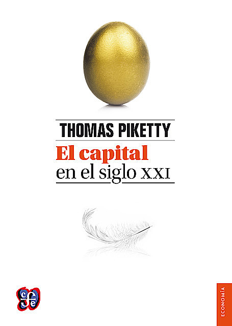 El capital en el siglo XXI, Thomas Piketty