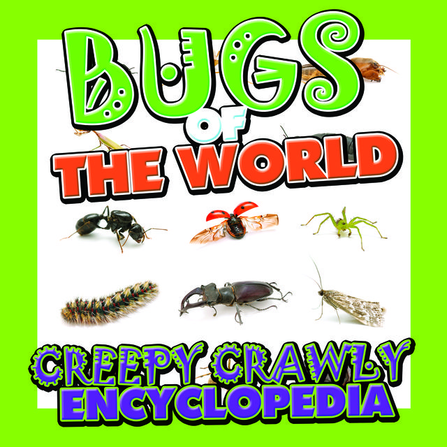 Bugs of the World (Creepy Crawly Encyclopedia), Speedy Publishing
