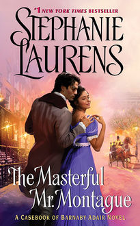 The Masterful Mr. Montague, Stephanie Laurens