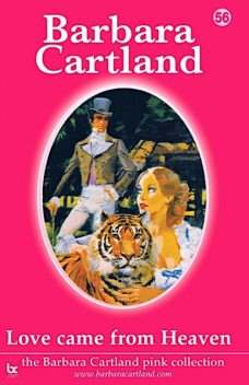 Love Came From Heaven, Barbara Cartland