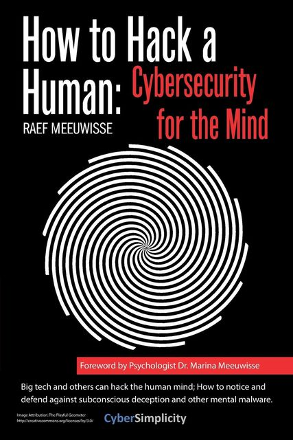 How to Hack a Human, Raef Meeuwisse