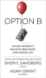 Option B: Facing Adversity, Building Resilience, and Finding Joy, Sheryl Sandberg