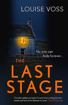 The Last Stage, Louise Voss