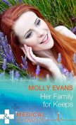 Her Family For Keeps, Molly Evans