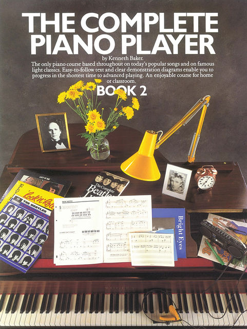 The Complete Piano Player Book 2, Kenneth Baker