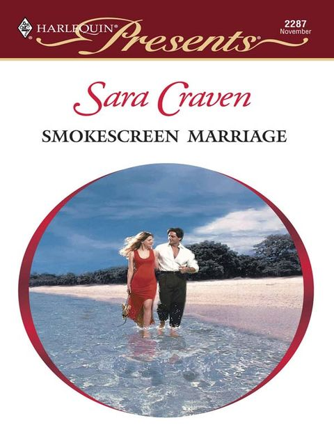 Smokescreen Marriage, Sara Craven