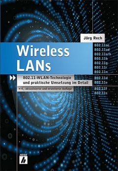 Wireless LANs, Jörg Rech