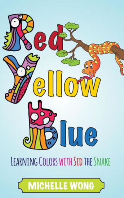 Red, Yellow, Blue, Michelle Wong