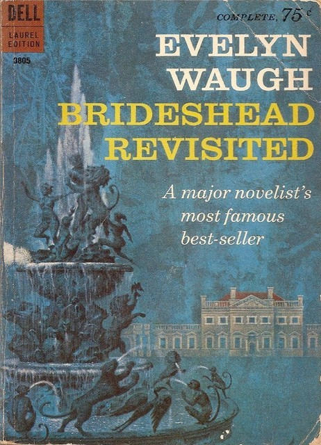 Brideshead Revisited, Evelyn Waugh