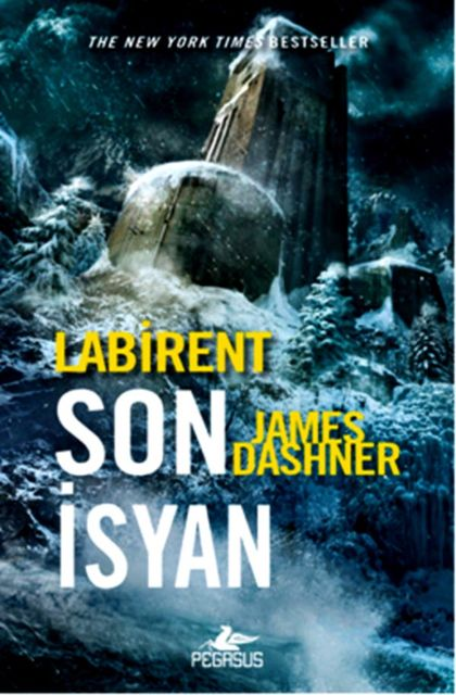 Son İsyan, James Dashner