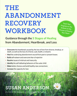 The Abandonment Recovery Workbook, Susan Anderson