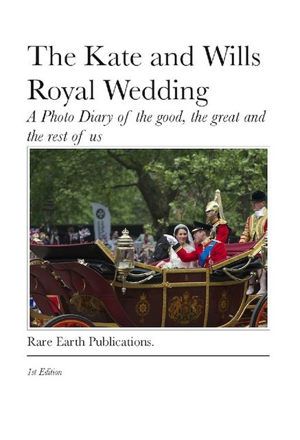 The Kate and Wills Royal Wedding, Alex Milne