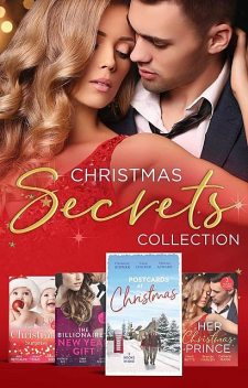 Christmas Secrets Collection, Heidi Betts, Christine Rimmer, Patricia Kay, Emma Darcy, Karen Smith, Cara Colter, Sophie Pembroke, Donna Alward, Laura Iding, Josie Metcalfe