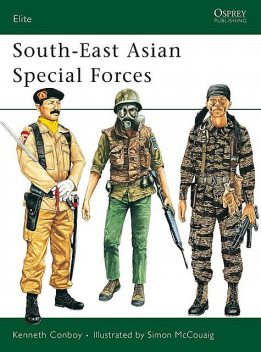 South-East Asian Special Forces, Kenneth Conboy