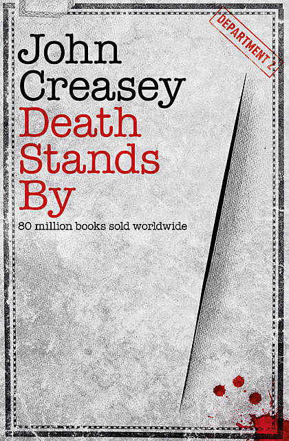 Death Stands By, John Creasey