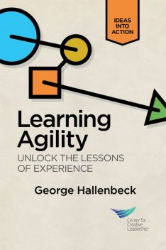 Learning Agility, George Hallenbeck