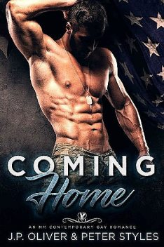 Coming Home: An M/M Contemporary Gay Romance (Finding Shore Book 1), Styles Peter, J.P. Oliver