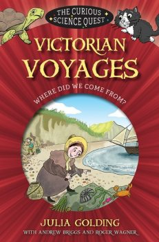 Victorian Voyages, Julia Golding, Andrew Briggs, Roger Wagner